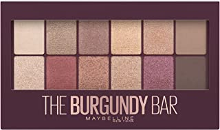 Maybelline Eyeshadow Palette, The Burgundy Bar