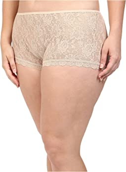 Plus Size High Waist Betty Brief