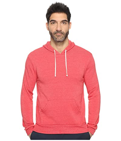 Alternative Challenger Pullover Hoodie (Eco True Red) Men