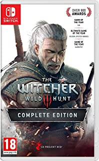 The Witcher 3: Wild Hunt - Complete Edition (Nintendo Switch)""