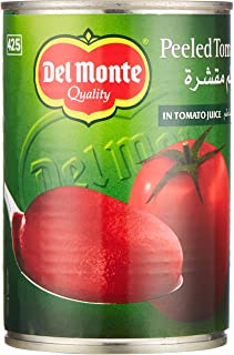 DEL MONTE PEELED TOMATOES 400 GMS