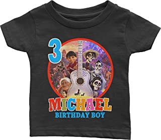 Personalize Coco Birthday Shirt