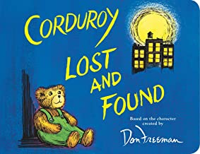 Corduroy Lost and Found