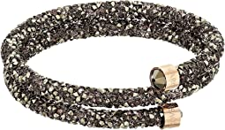 Crystaldust Bangle Double Wrap Bracelet