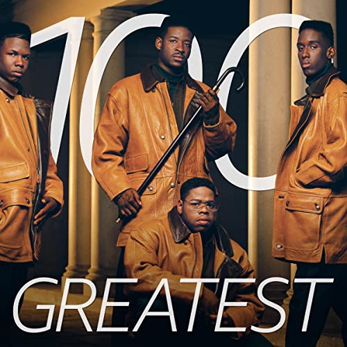 100 Greatest '90s R&B Songs by H-Town, Zhane, TLC, Mark Morrison