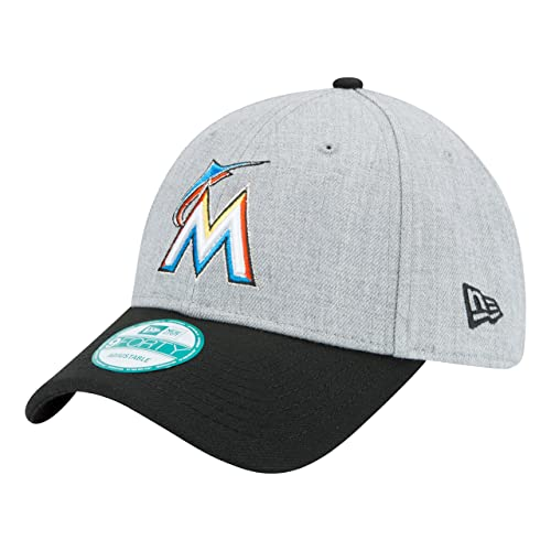 f501f379 New Era MLB The League Heather 9Forty Adjustable Cap