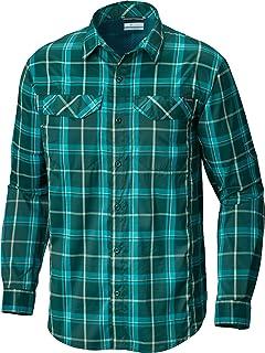 [コロンビア] メンズ シャツ Columbia Men's Silver Ridge Lite Plaid L [並行輸入品]