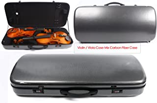 violin viola combination case
