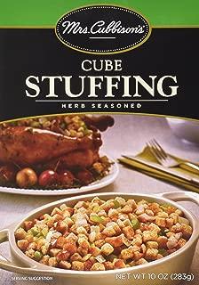 mrs cubbison's stuffing recipe