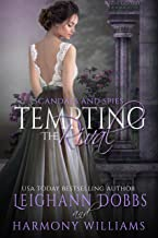 Tempting The Rival (Scandals and Spies Book 3)