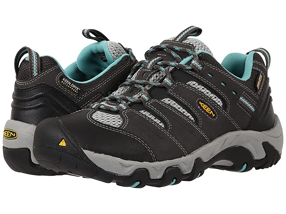 Keen Koven Low WP (Raven/Lagoon) Women