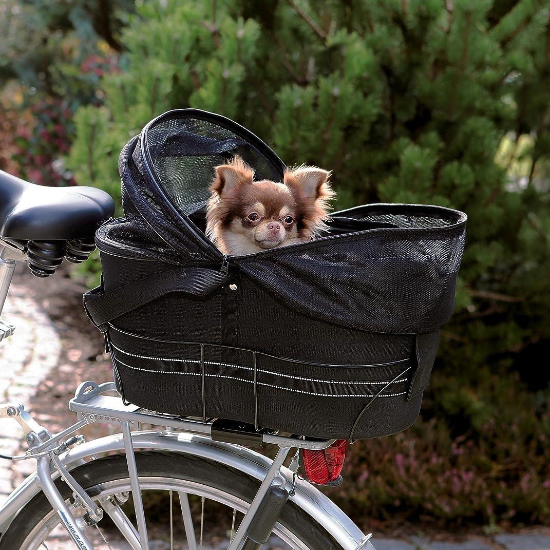 右おそらく直径(トリクシー) Trixie ワンちゃん用 自転車バッグ 犬用 キャリー サイクリング おでかけ
