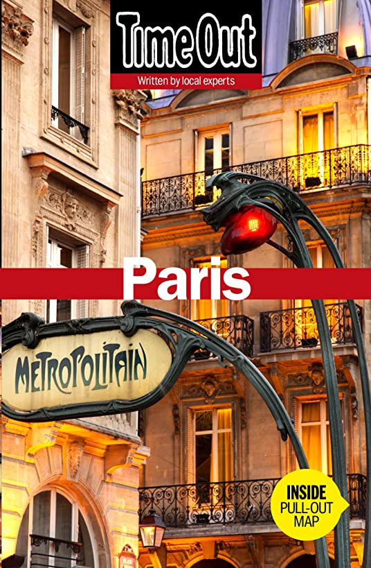 Time Out Paris (Time Out Guides)