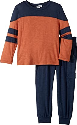 Splendid Littles - Slub Jersey Top and Pants Set (Toddler)