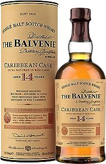 The Balvenie Caribbean Cask 14 Year Old Single Malt Scotch Whisky, 700 ml