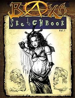 BAXA Sketchbook v.01
