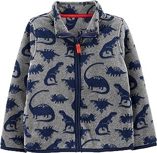 Simple Joys by Carter's Toddler Boys' Full-zip Fleece Jacket