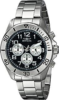 Invicta Men's 17935SYB Pro Diver Analog Display Japanese Quartz Silver Watch