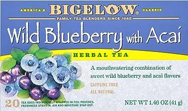 Best blueberry acai tea Reviews