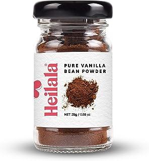 Heilala Vanilla Polvo puro de vainilla planta - vainas