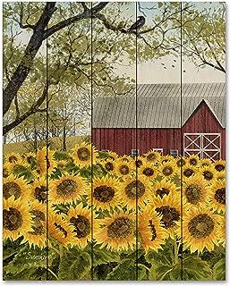 Courtside Market Sunflower barn 16