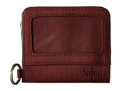 Haiku Access Lanyard Wallet (Andorra) Wallet Handbags