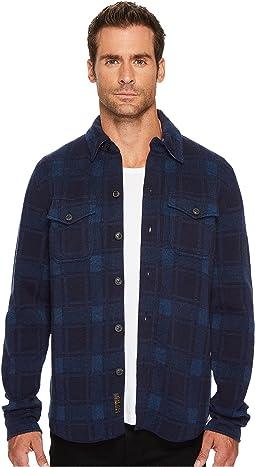 Plaid Sweater Shirt