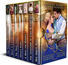 Regency Summer - Secrets and Soirees: A Regency Romance Summer Anthology (REGENCY ANTHOLOGIES Book 5)