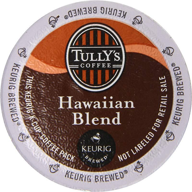 Tully S Coffee Hawaiian Blend 48 K Cups