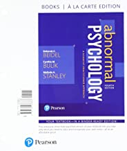 Abnormal Psychology: A Scientist-Practitioner Approach, Books a la Carte Plus MyLab Psychology -- Access Card Package (4th Edition)