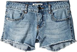 Billabong Kids - Sweetest Thing Shorts in Salt Water Rinse (Little Kids/Big Kids)