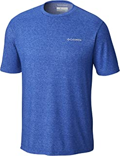 Columbia Men's Thistletown Park Crew, Sun Protection,...