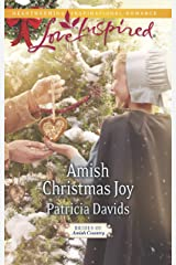 Amish Christmas Joy: A Fresh-Start Family Romance (Brides of Amish Country Book 9) Kindle Edition