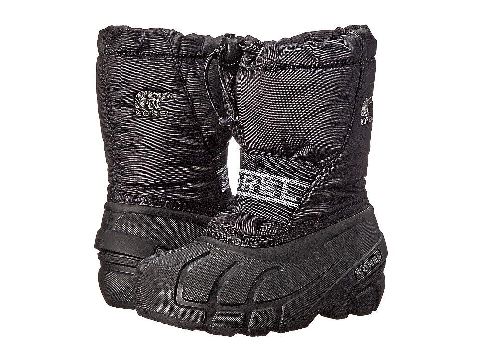SOREL Kids Cubtm (Toddler/Little Kid/Big Kid) (Black) Kids Shoes