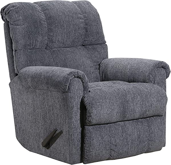 Lane Home Furnishings 4208 191 Crisscross Anchor Heat Massage Rocker Recliner