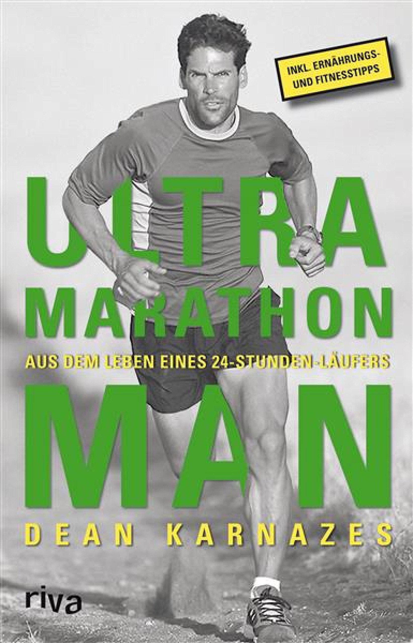 Ultramarathon Man (German Edition)