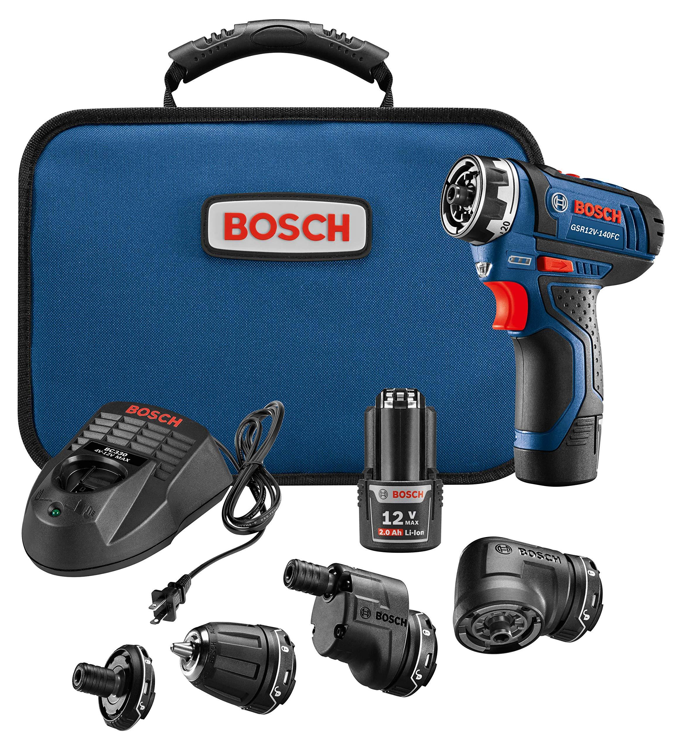 Bosch Power Tools Combo GSR12V 140FCB22