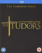 The Tudors - The Complete Series Region A & B