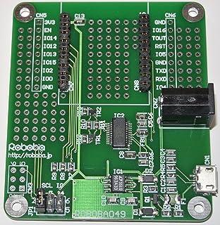 ROBOBA049 ROBOBA048(ESP-WROOM-02 使用基板)用開発ボード