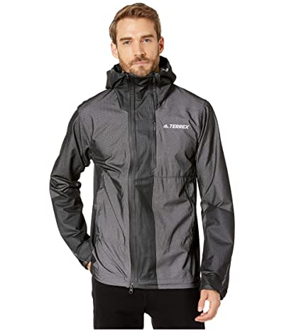 adidas Outdoor Primeknit Climaproof Jacket (Black) Men