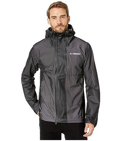adidas Outdoor Primeknit Climaproof Jacket (Black) Men