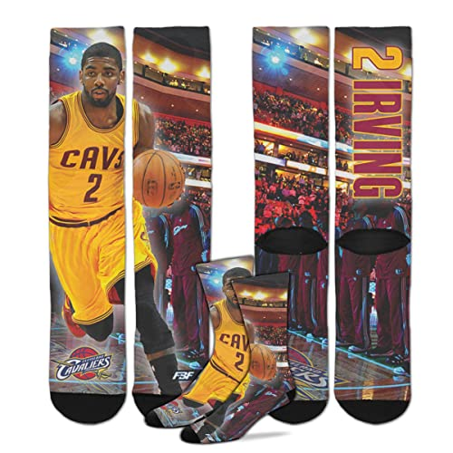 Cleveland Cavaliers Youth Size Starting Lineup Kids Socks (4-8 YRS) 1 Pair