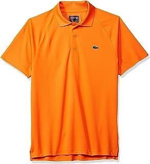Lacoste Men's Sport Short Ultra Dry Raglan Sleeve Polo,...