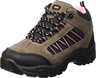 Dek Ladies Womens Grey Pink Black Hiking Walk Trek Trail Boots Sizes 3 to 8