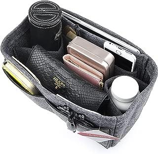 Vercord Felt Purse Handbag Pocketbook Tote Insert Organizer Bag Shaper In Bag Small Medium Large Xlarge