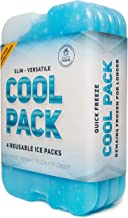 Ice Pack for Lunch Box – Freezer Packs – Original Cool Pack | Slim &..