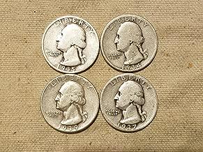 silver quarter dates 1965
