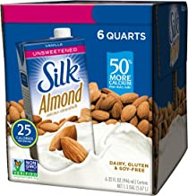 box almond milk