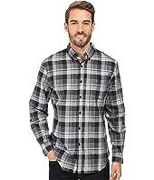 U.S. POLO ASSN. - Long Sleeve Medium Plaid Sport Shirt