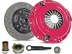 Clutch Kit Works With Subaru Impreza Legacy Outback X Base Limited Sport Touring 1996-2012 2.0L H4 2.5L H4 3.0L H6 Non Turbo